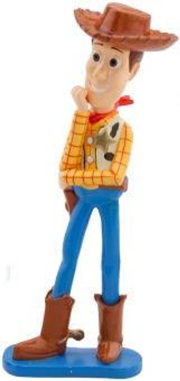 Disney Toy Story 3 Sheriff Woody Exclusive 3-Inch PVC Figure [Loose]