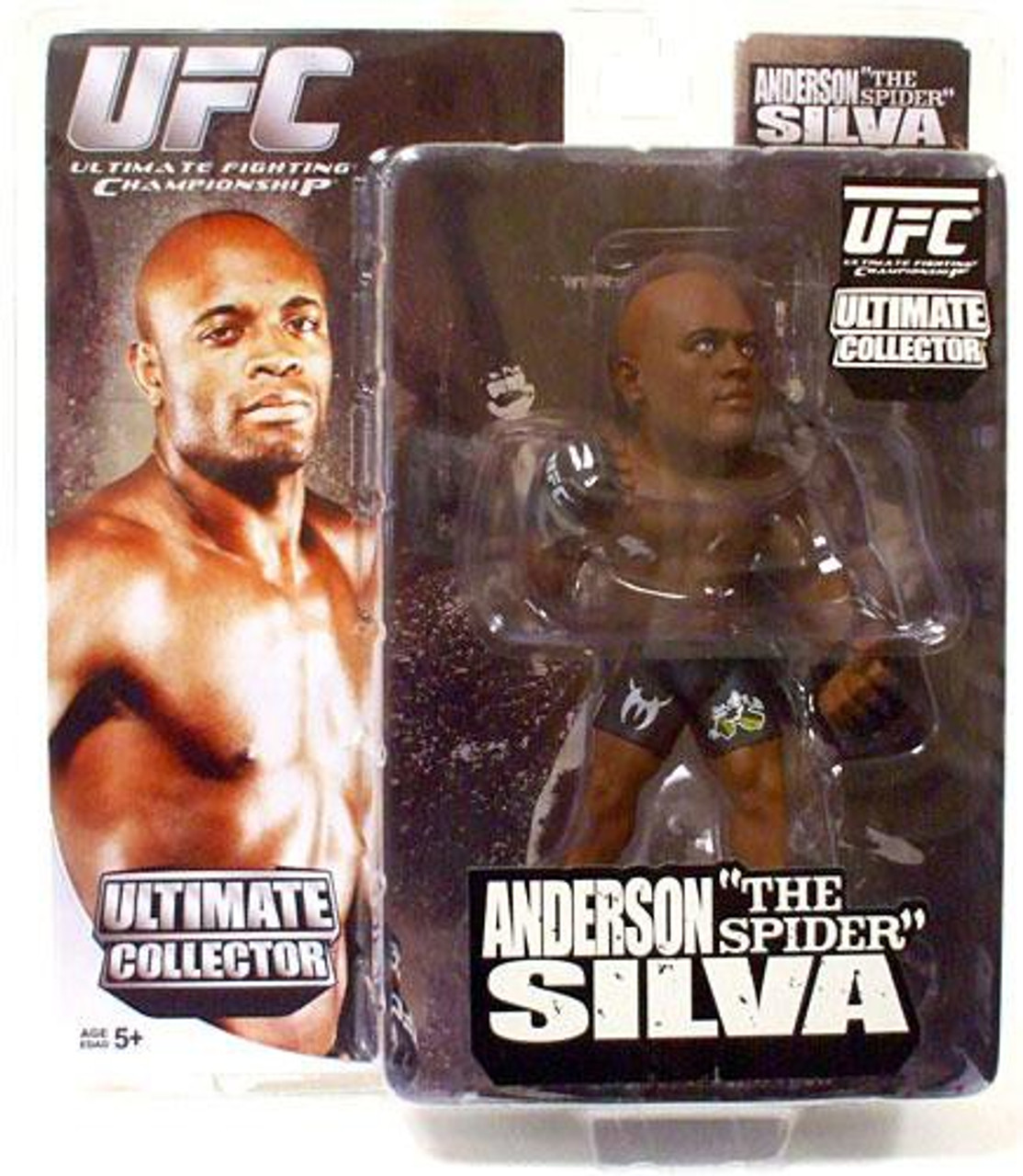 UFC Ultimate Collector Series 3 Anderson Silva Action Figure