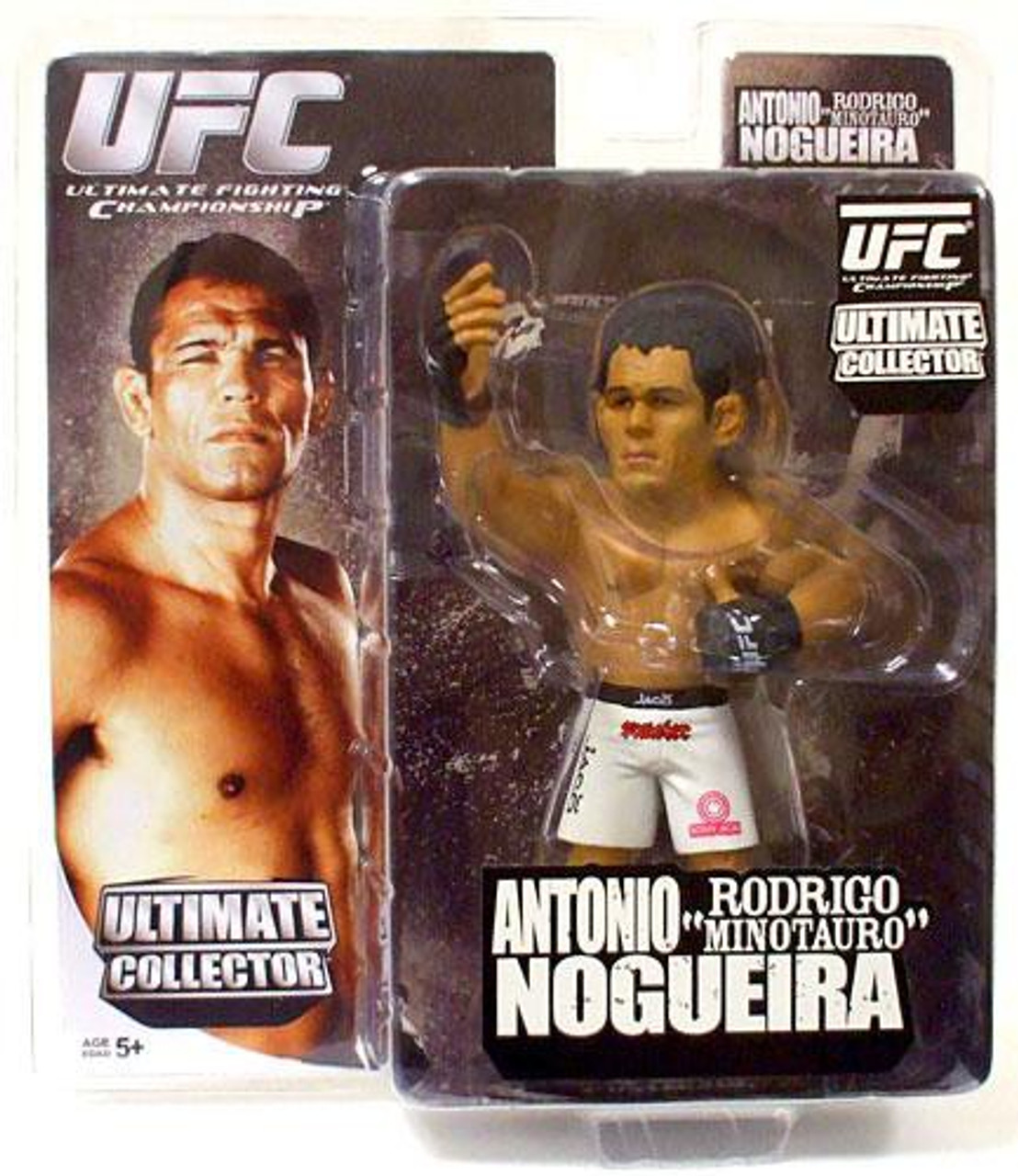 UFC Ultimate Collector Series 3 Antonio Rodrigo Nogueira Action Figure