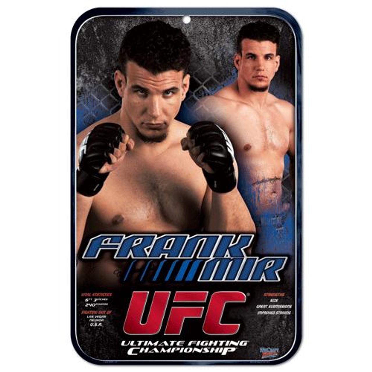 UFC Frank Mir Sign