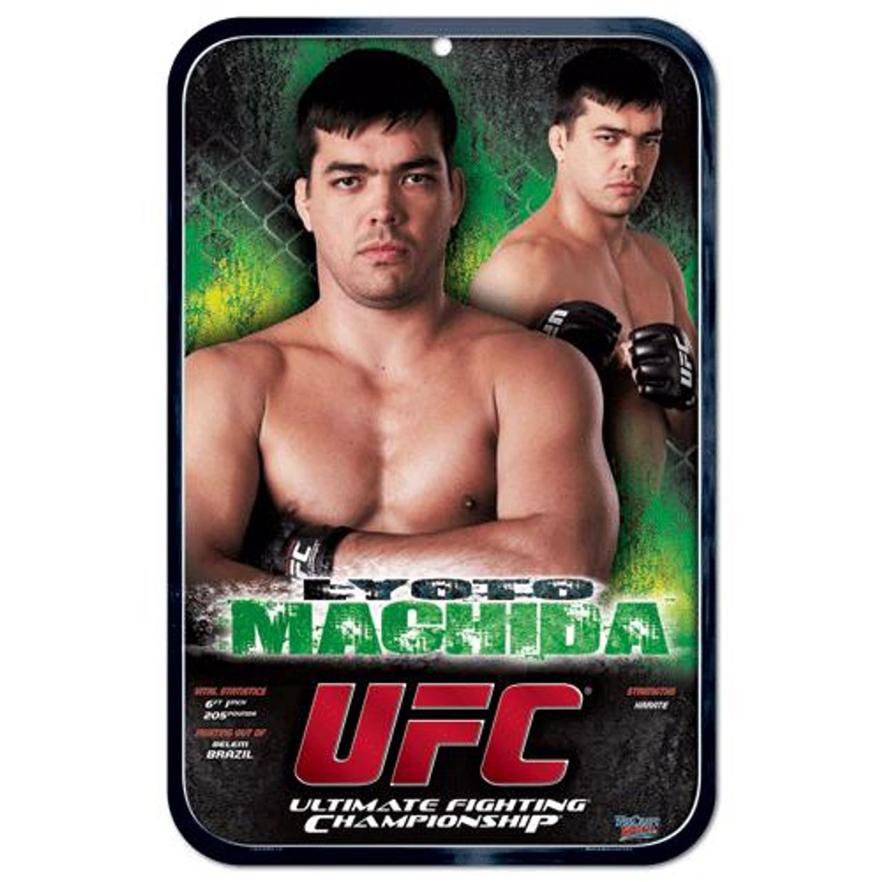 UFC Lyoto Machida Sign