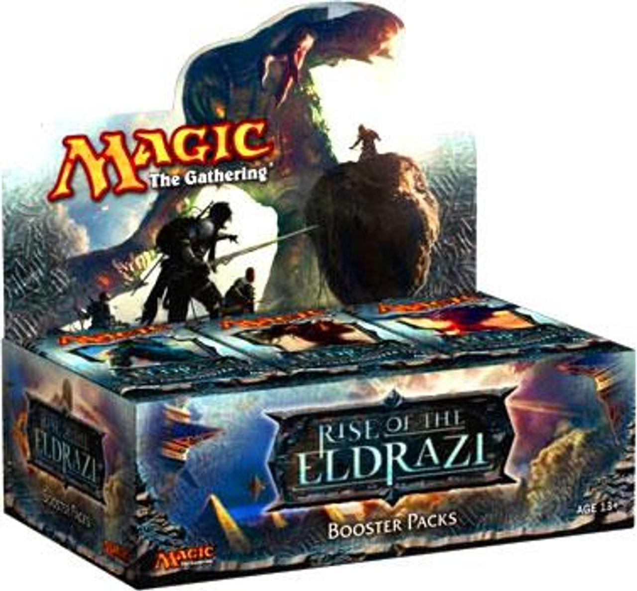 MtG Rise of the Eldrazi Booster Box [36 Packs] [Sealed]