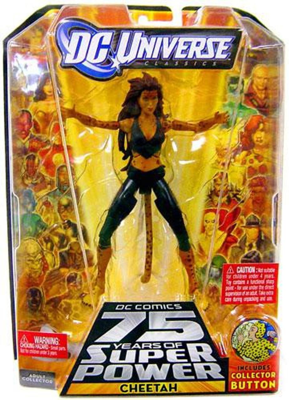 DC Universe 75 Years of Super Power Classics Trigon Series Cheetah Action Figure [Modern Age]