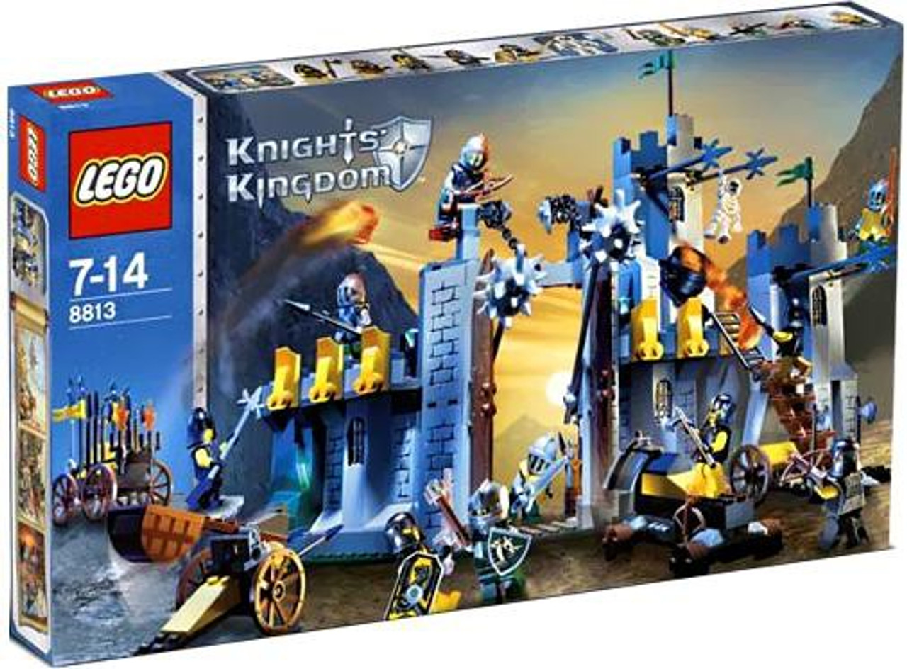 LEGO Knights Kingdom Battle At The Pass Set #8813