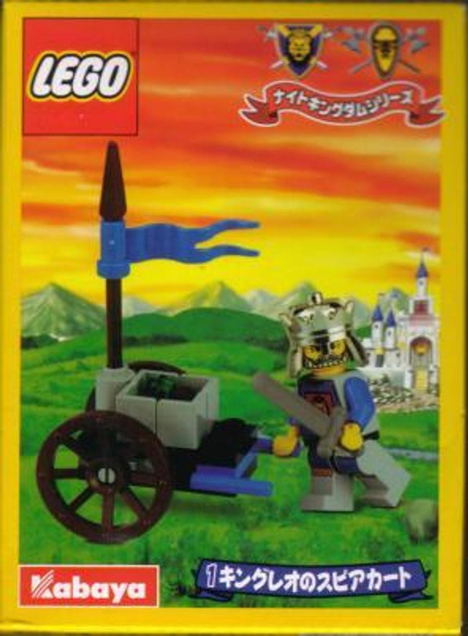 LEGO Knights Kingdom Knight's Kingdom Cart Set #1286-1