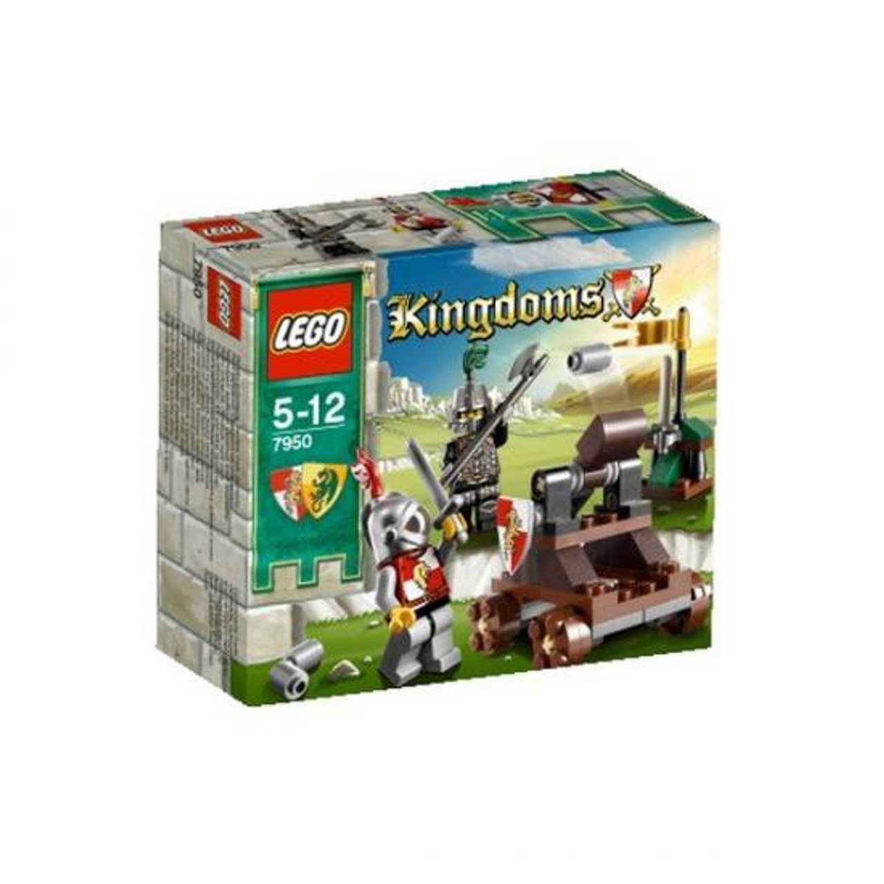 LEGO Kingdoms Knight's Showdown Set #7950