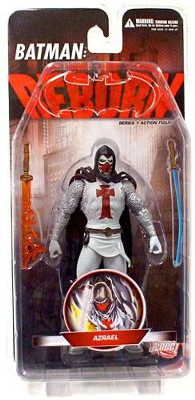 Batman Reborn Series 1 Azrael Action Figure