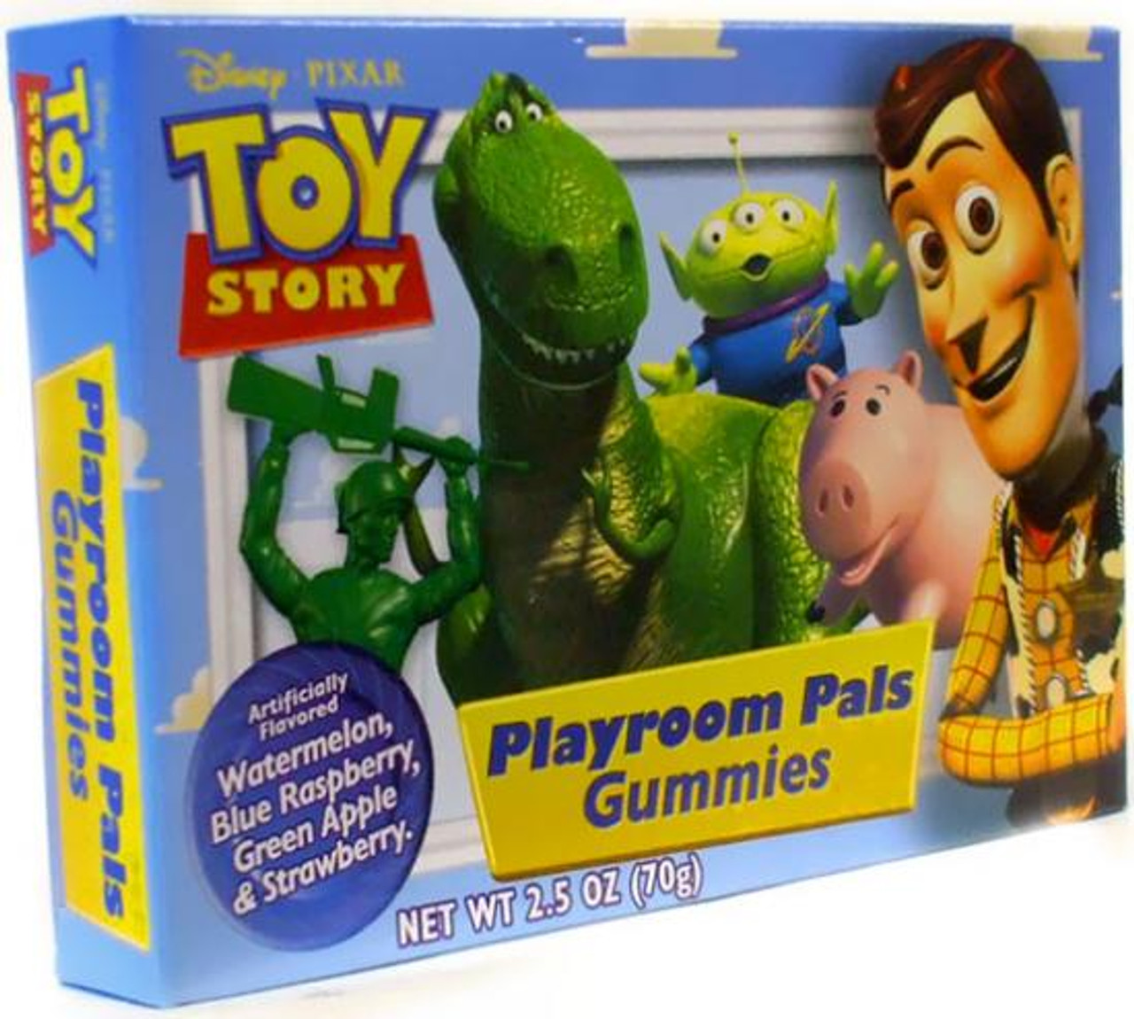 Toy Story Playroom Pals Gummies