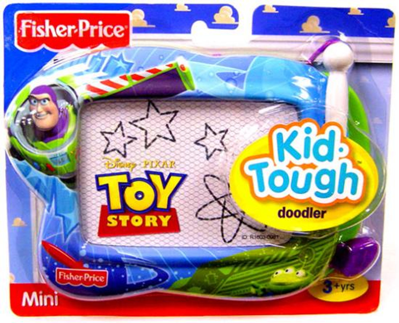 Fisher Price Toy Story 3 Kid-Tough Doodler [Buzz Lightyear]