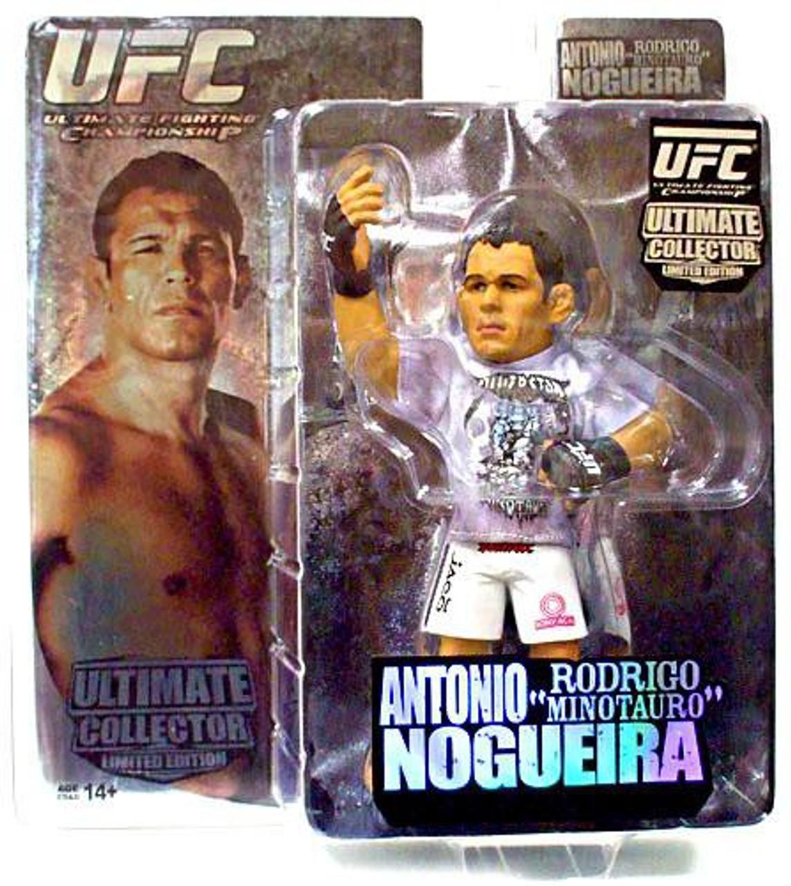 "UFC Ultimate Collector Series 3 Antonio Rodrigo ""Minotauro"" Nogueira Action Figure [Limited Edition]"