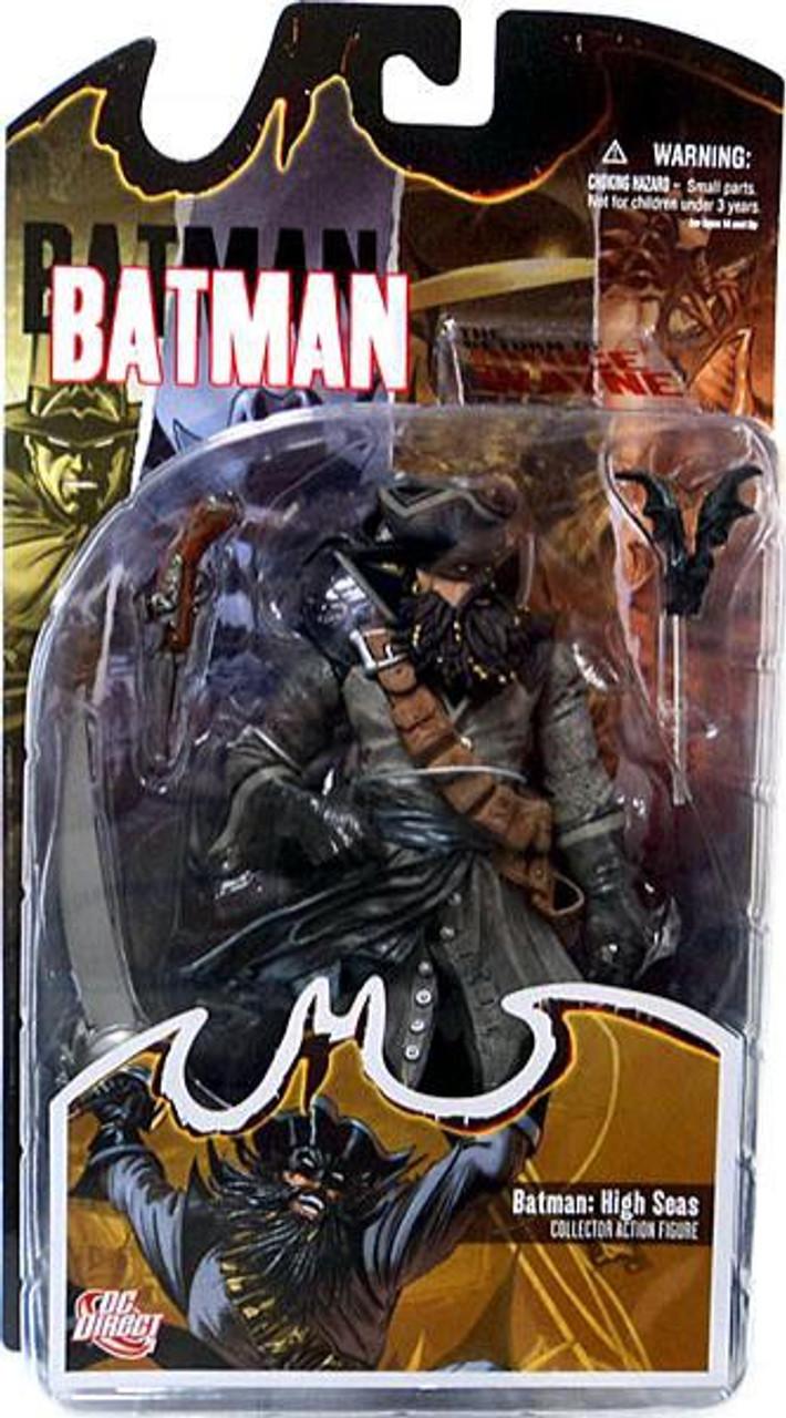 Return of Bruce Wayne Series 1 High Seas Batman Action Figure