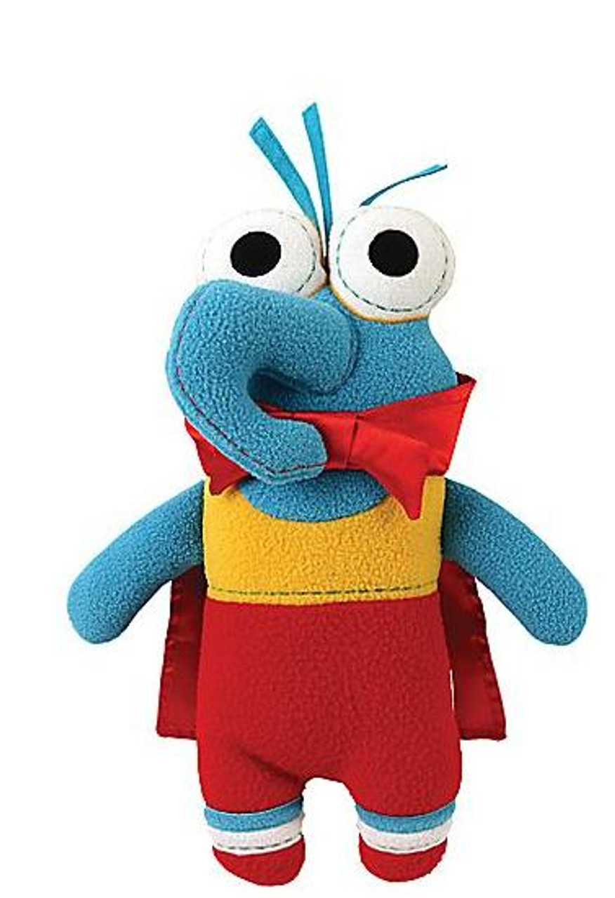 Disney The Muppets Pook-a-Looz Gonzo Plush Doll