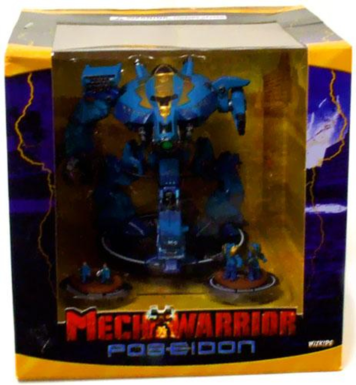 MechWarrior Ares Poseidon Action Pack