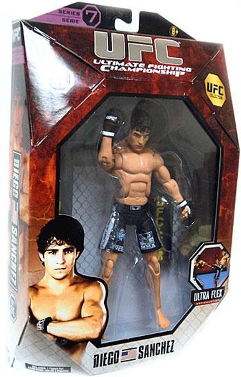UFC Collection Series 7 Diego Sanchez Action Figure