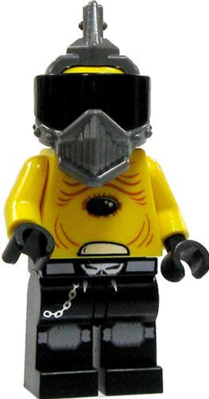LEGO Space Police Loose Snake Minifigure [Loose]