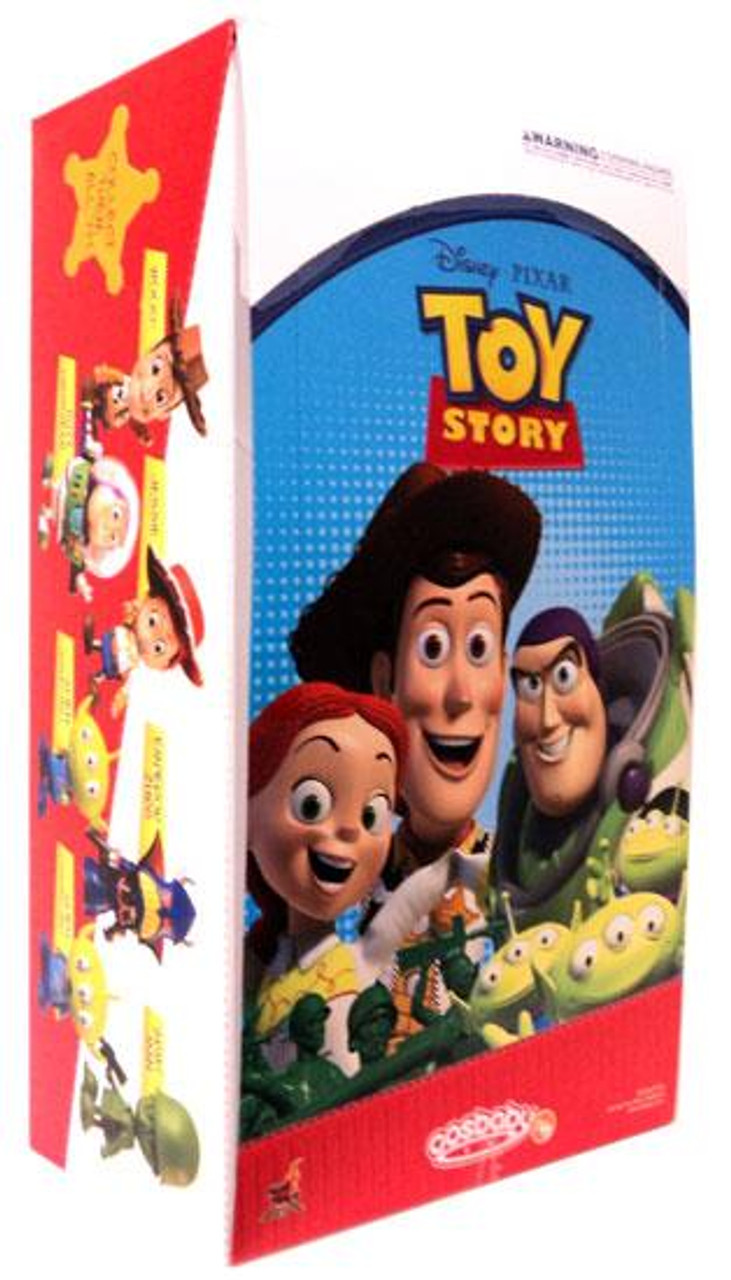 Toy Story Cosbaby Set of 8 PVC Figures