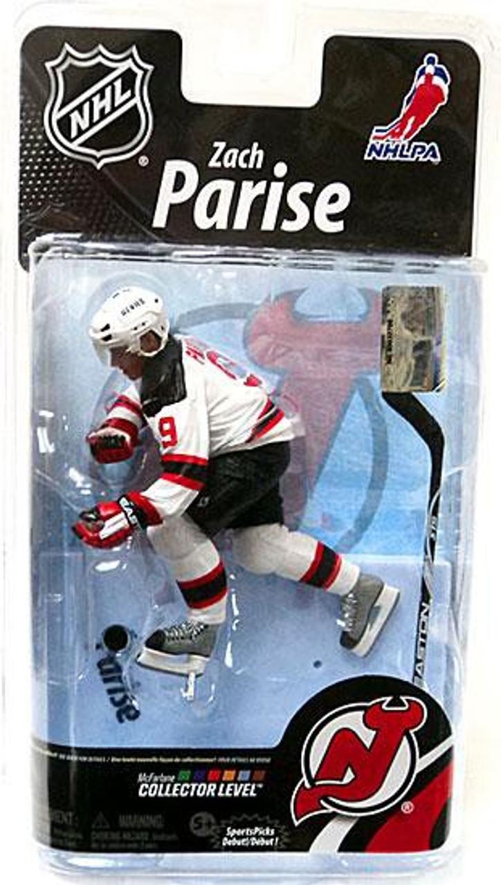 McFarlane Toys NHL New Jersey Devils Sports Picks Series 26 Zach Parise Action Figure