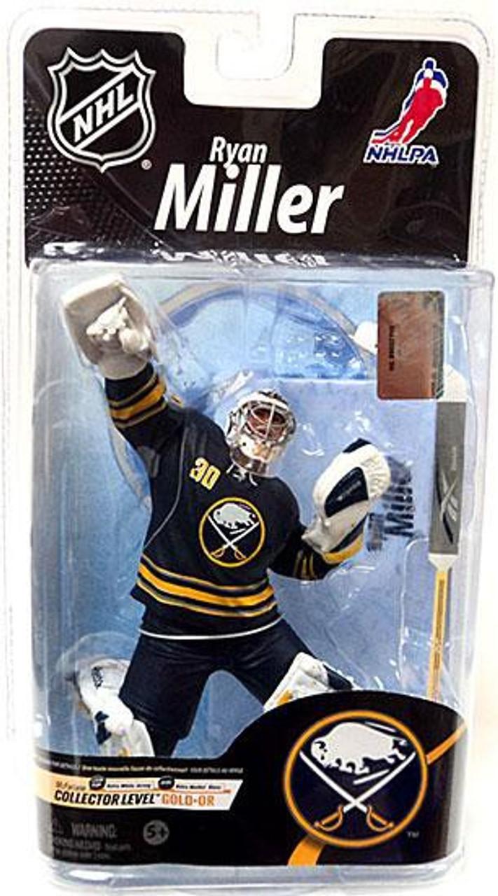 McFarlane Toys NHL Buffalo Sabres Sports Picks Series 26 Ryan Miller Action Figure [Blue Jersey]