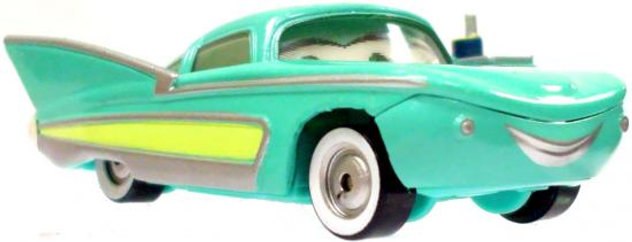 Disney Cars Loose Lenticular Flo with Tray Diecast Car [Loose]
