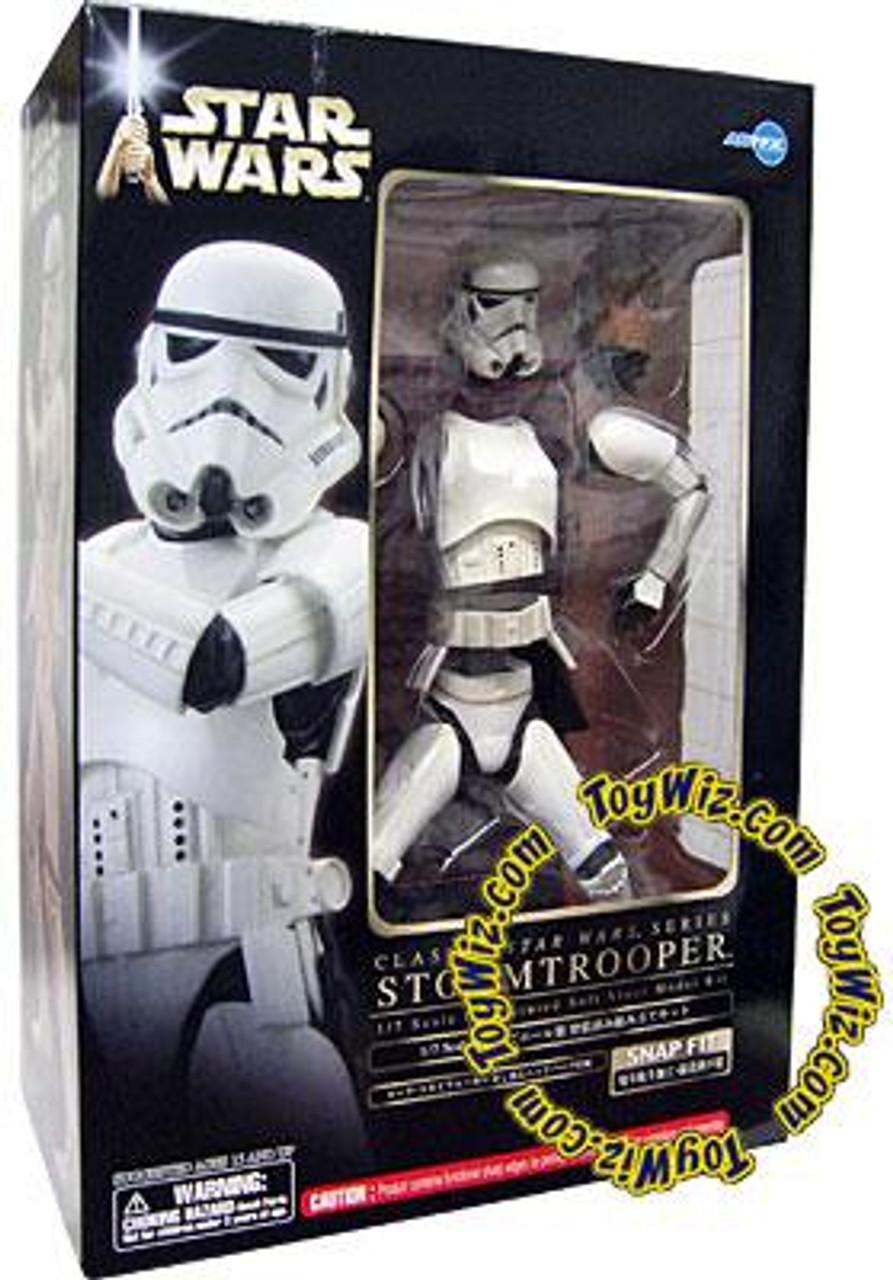 Star Wars ArtFX Snap Fit Luke in Stormtrooper Armor 1/10 Vinyl Statue