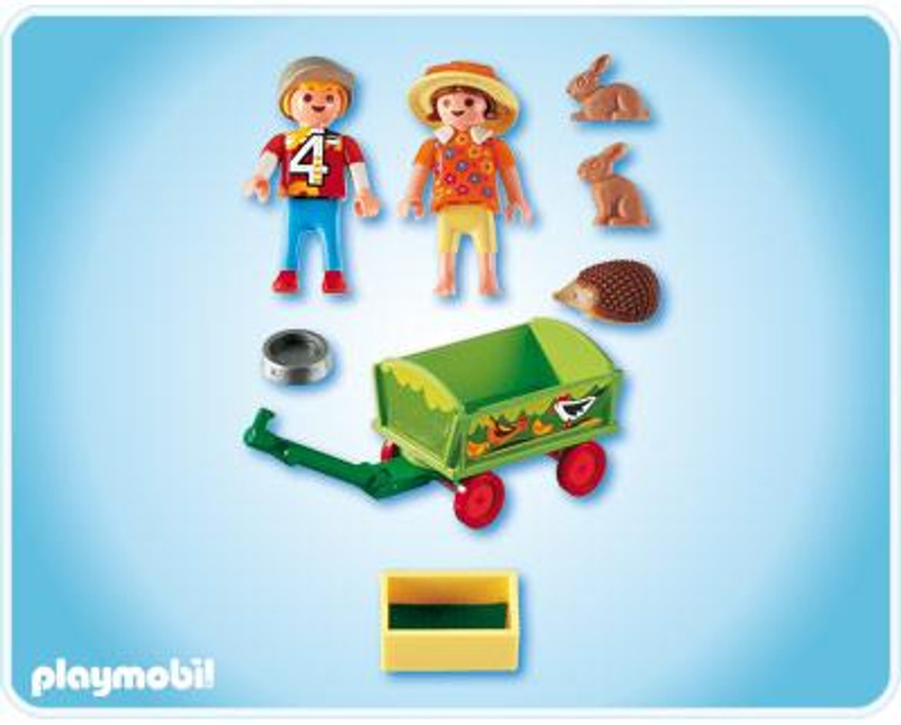 Playmobil Pet Transport Set #4349