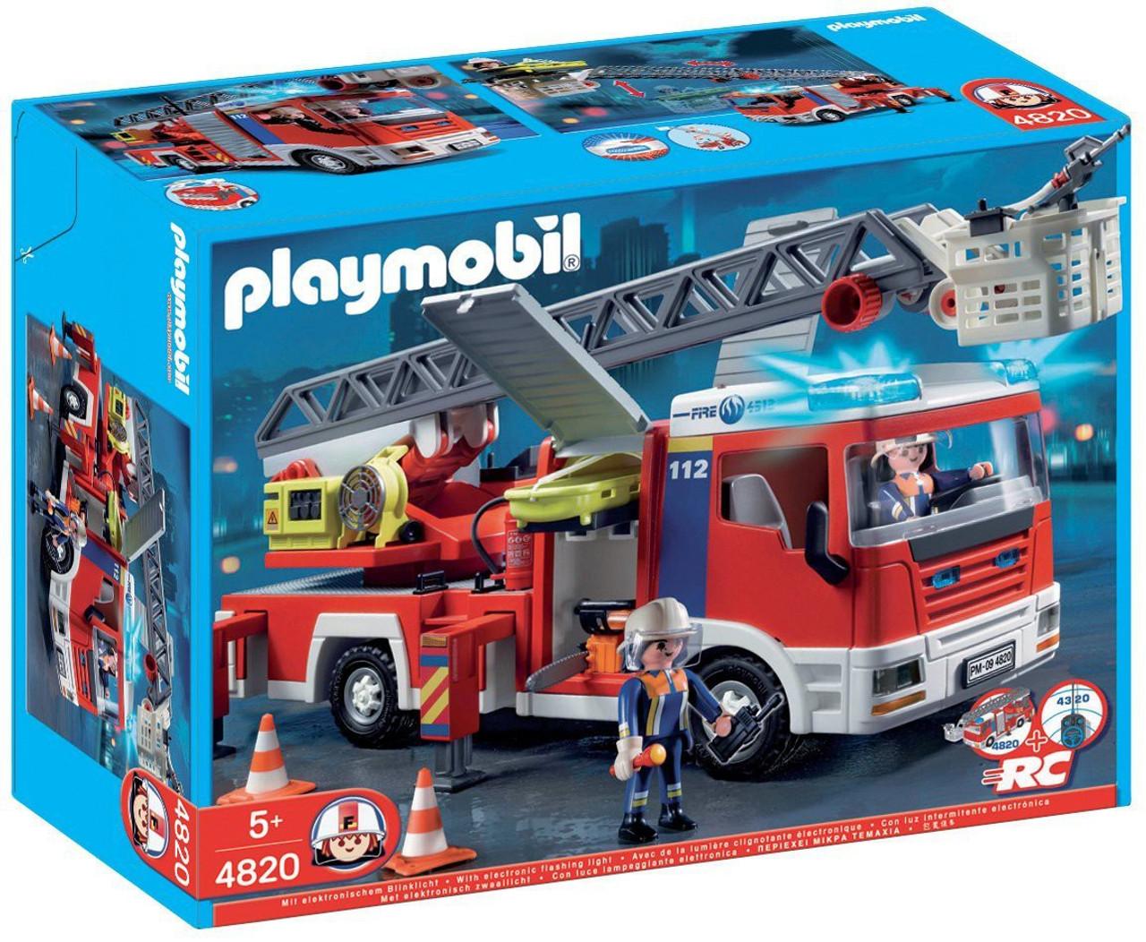 Playmobil Rescue Ladder Unit Set #4820