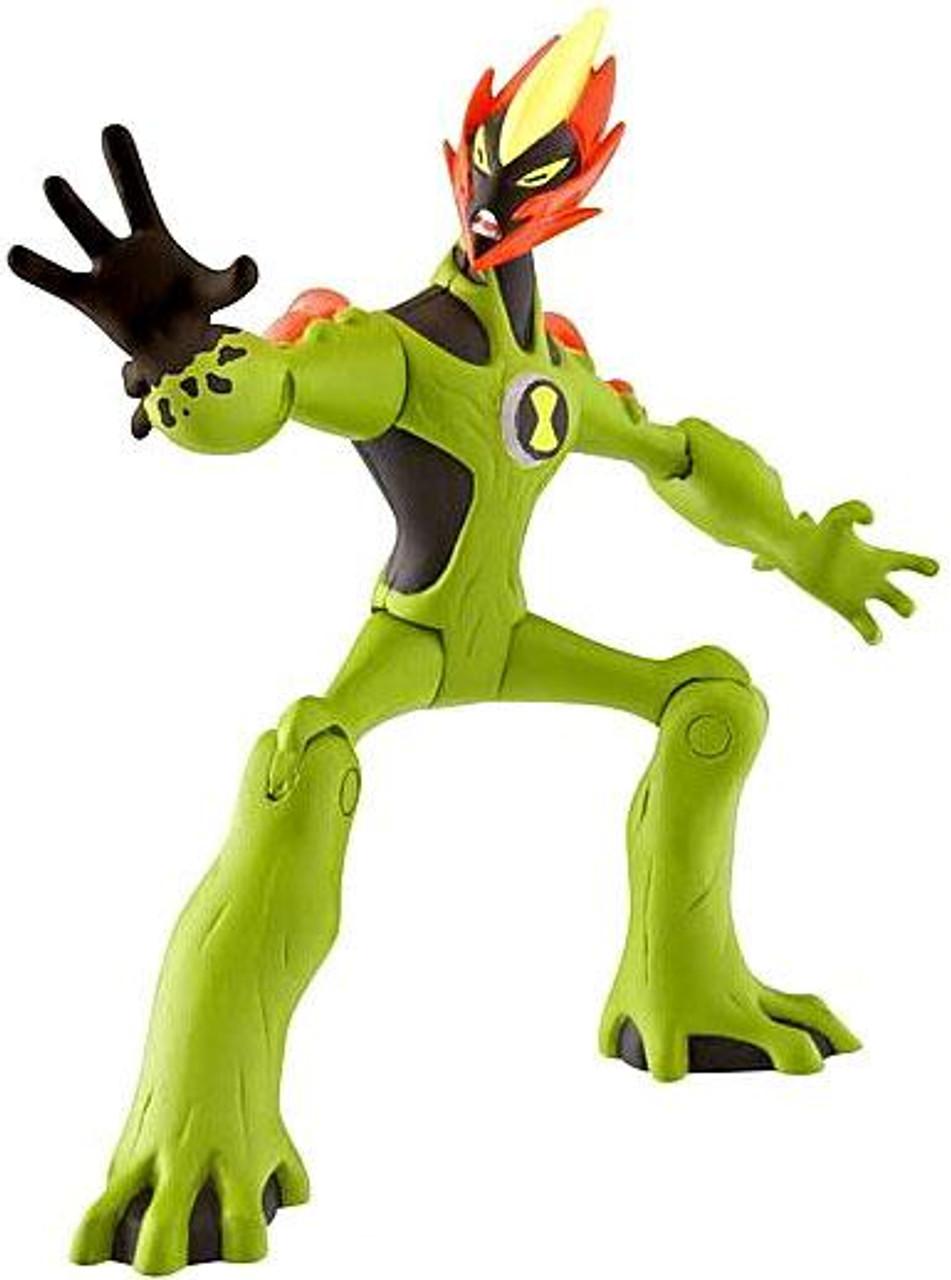 Ben 10 Ultimate Alien Swampfire Action Figure [Defender]