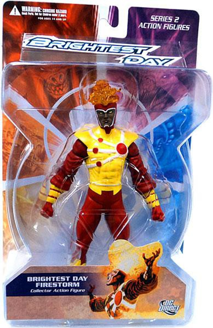 DC Green Lantern Brightest Day Series 2 Brightest Day Firestorm Action Figure