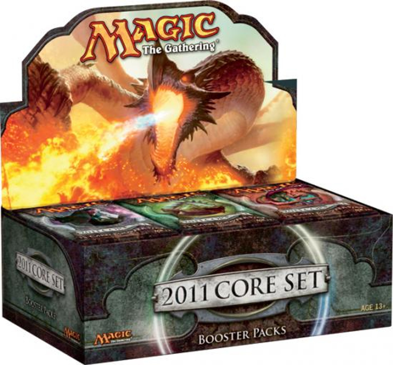 MtG Magic 2011 Booster Box [Sealed]