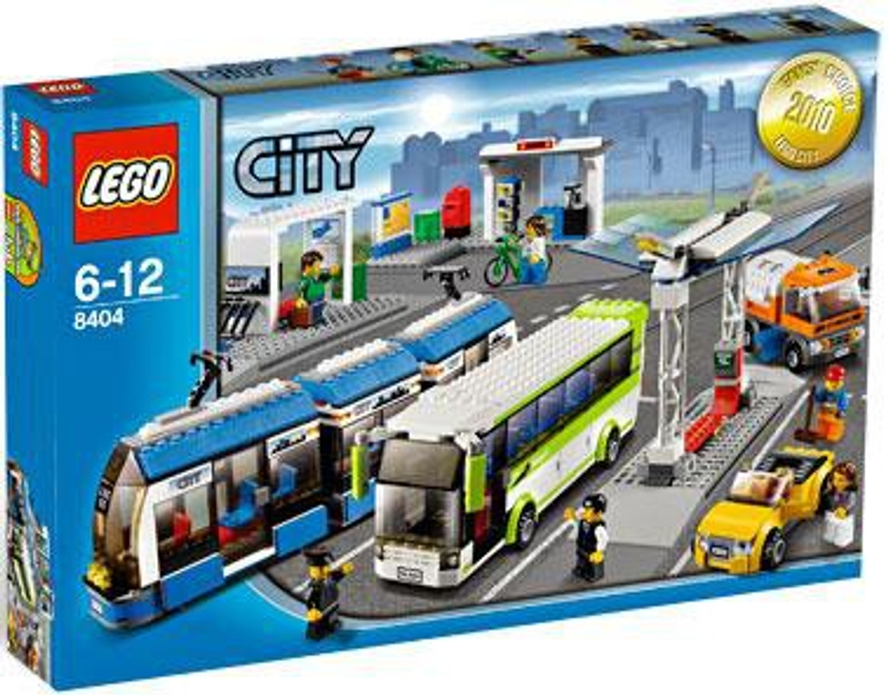 LEGO City Public Transport Station Set #8404