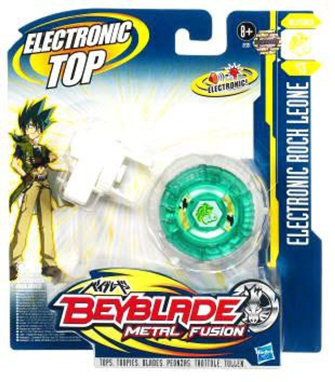 Beyblade Metal Fusion Electronic Rock Leone B-13
