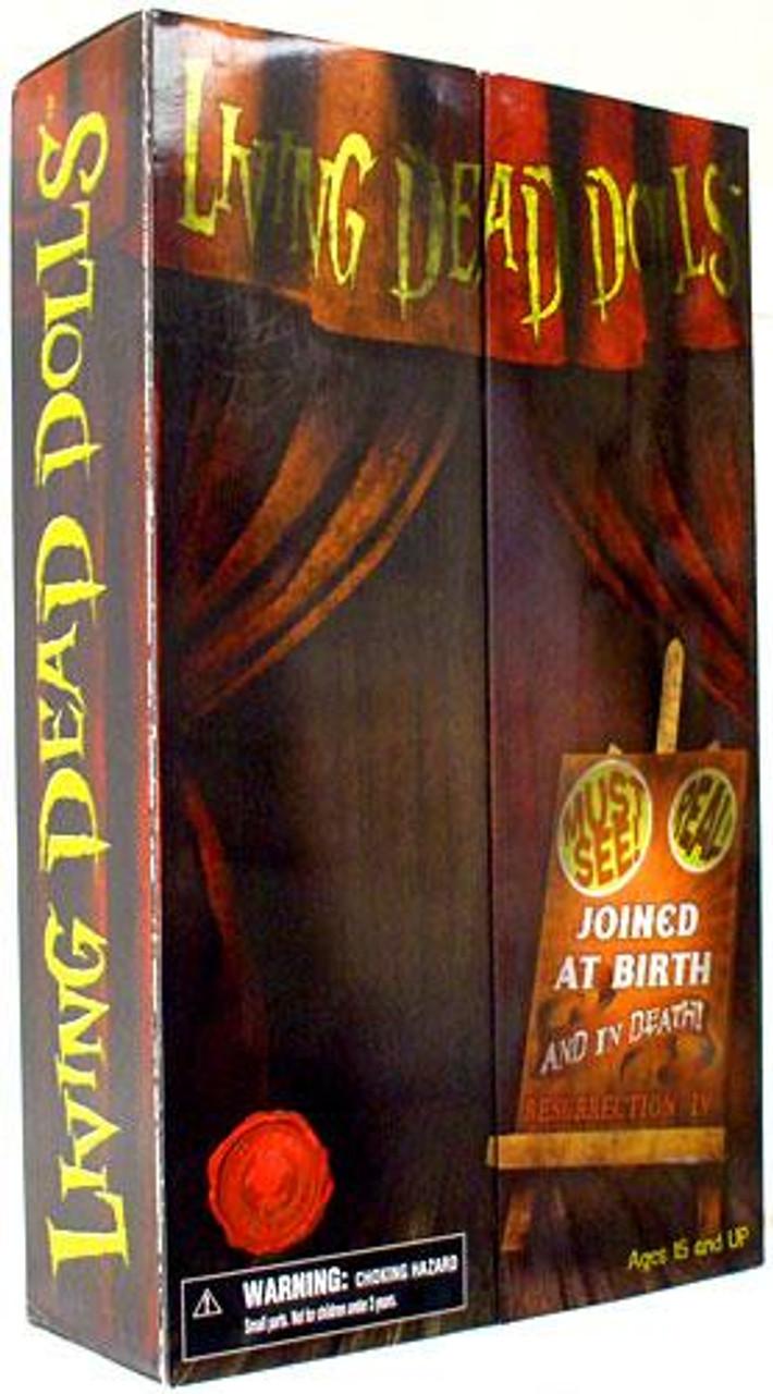 Living Dead Dolls Resurrection IV Hazel & Hattie Exclusive Doll 2-Pack