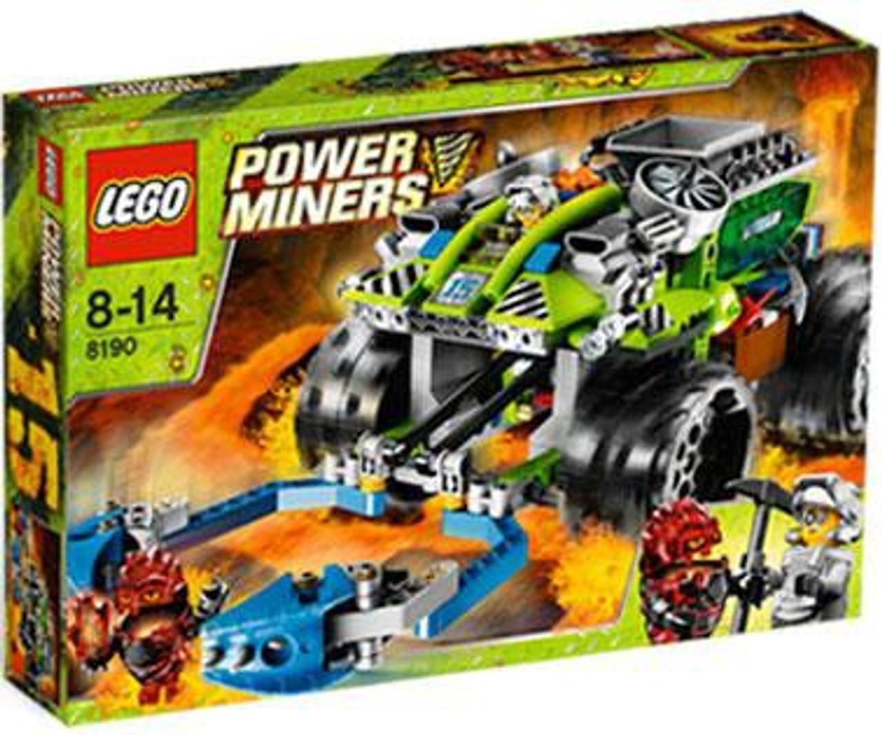 LEGO Power Miners Claw Catcher Set #8190