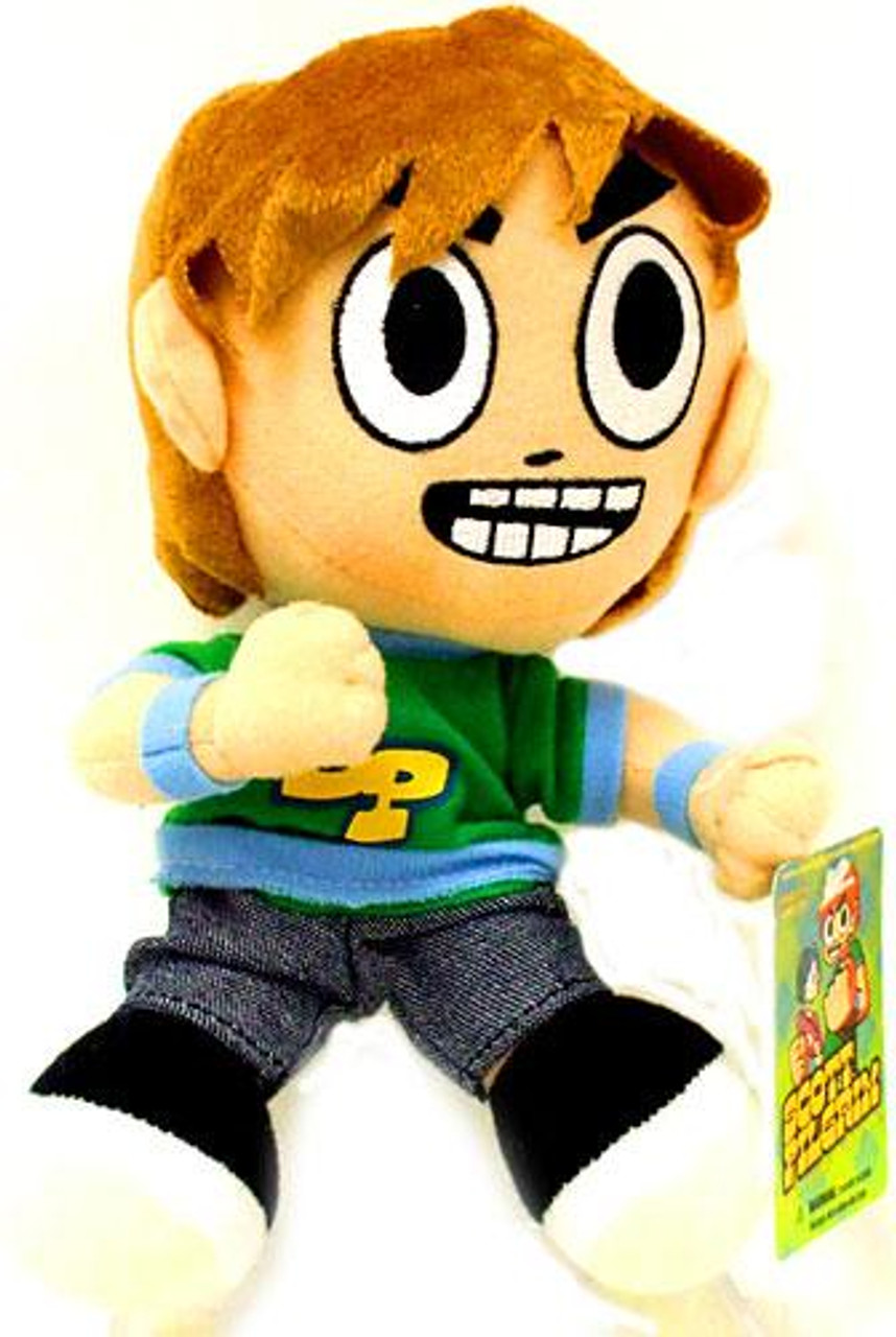 Scott Pilgrim vs The World Scott Pilgrim 8-Inch Plush