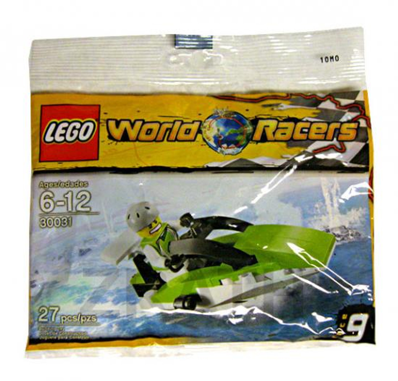 LEGO World Racers Powerboat Mini Set #30031 [Bagged]