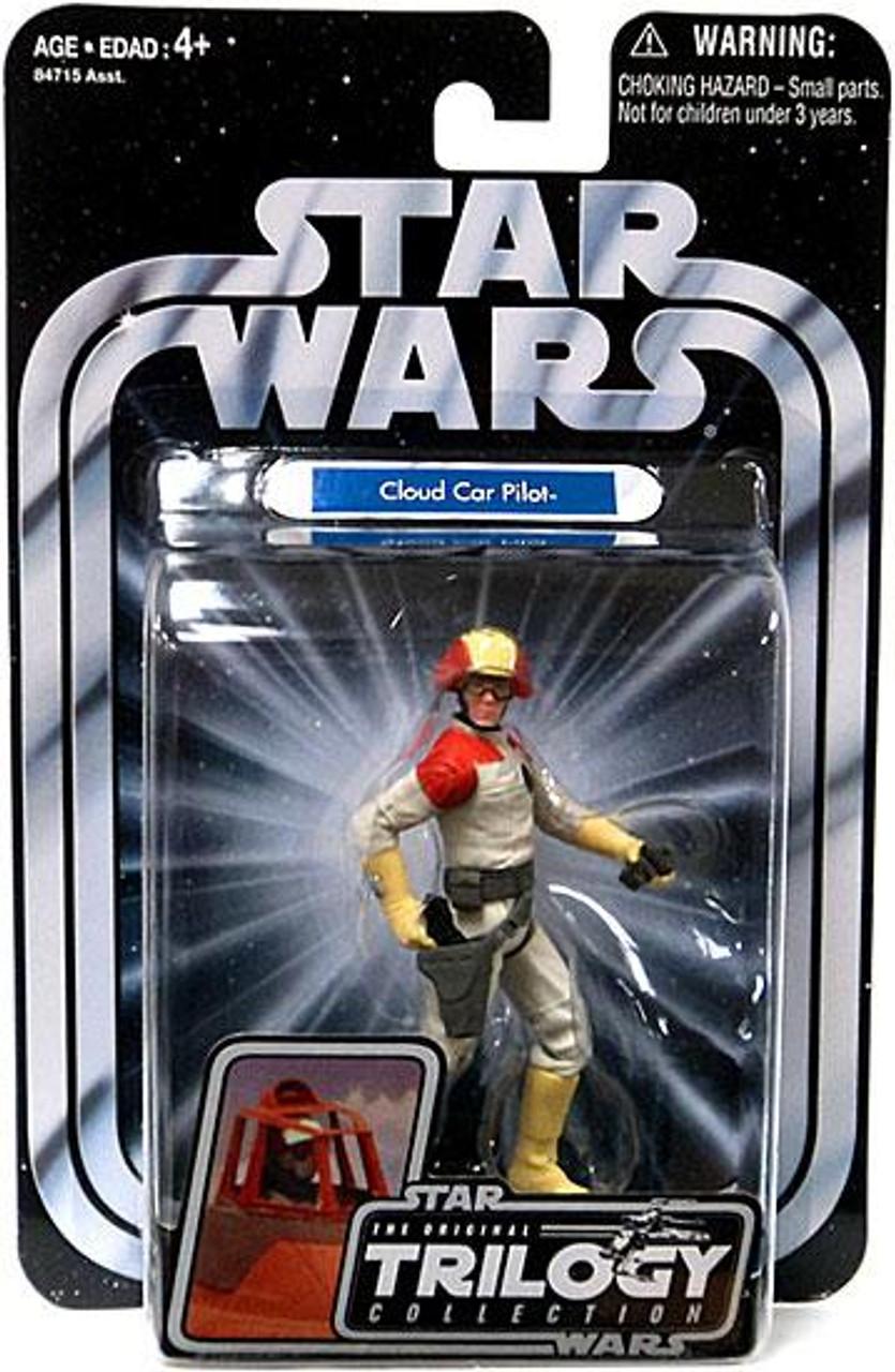 Star Wars Empire Strikes Back Original Trilogy Collection 2004 Cloud Car Pilot Action Figure #19