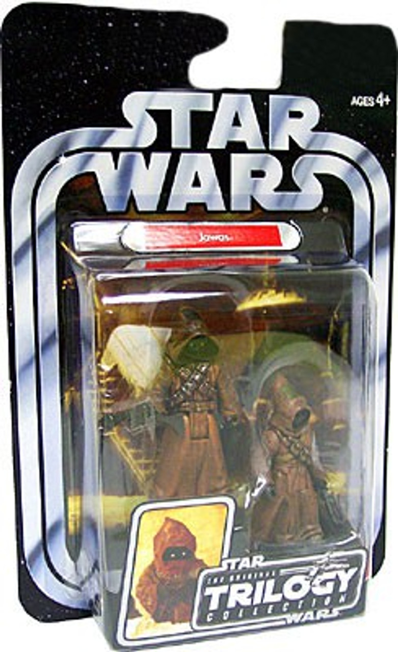 Star Wars A New Hope Original Trilogy Collection 2004 Jawas Action Figure 2-Pack #24 [2-Pack]