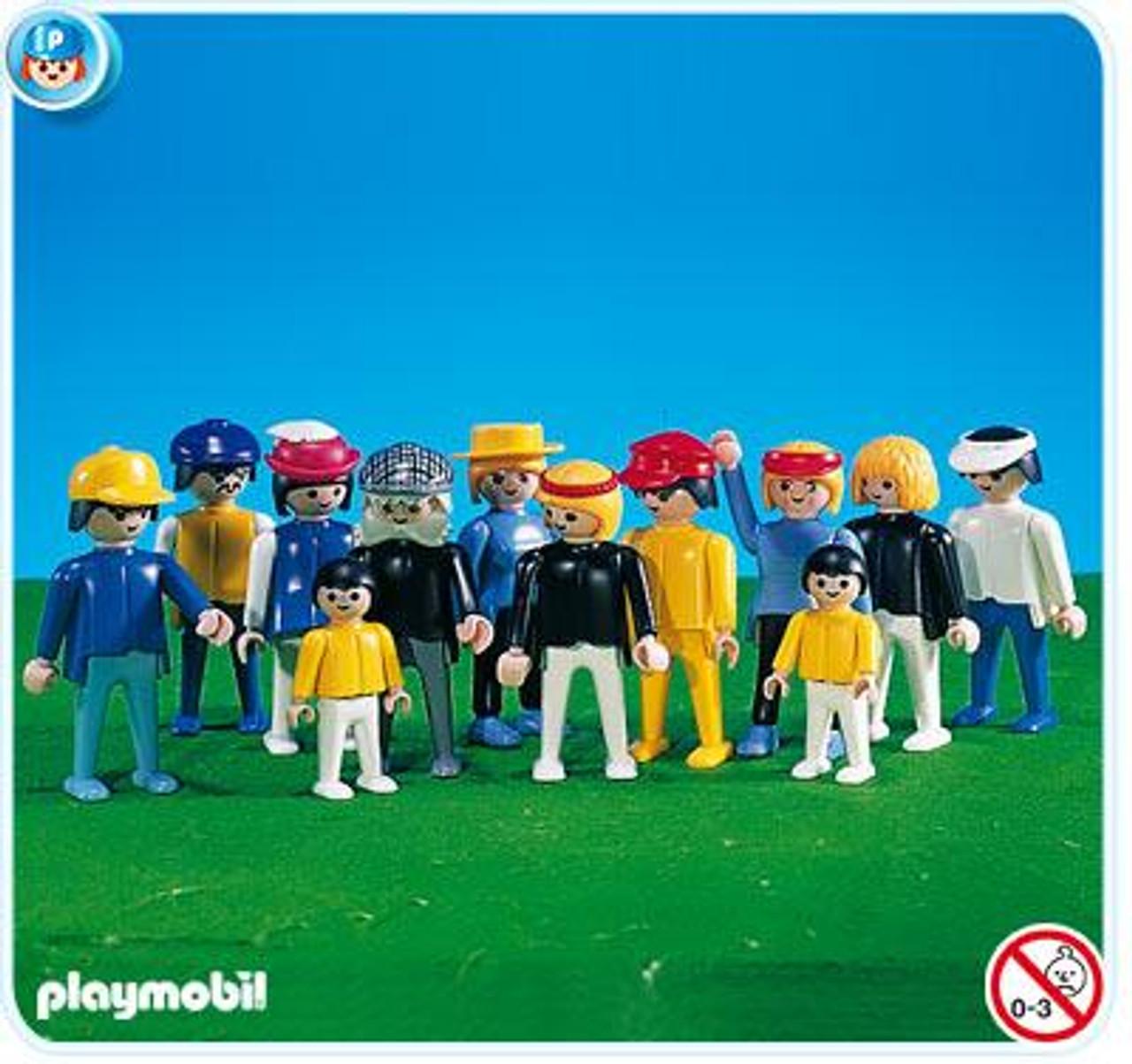 Playmobil Suburban Life 12 Random Figures Set #7128
