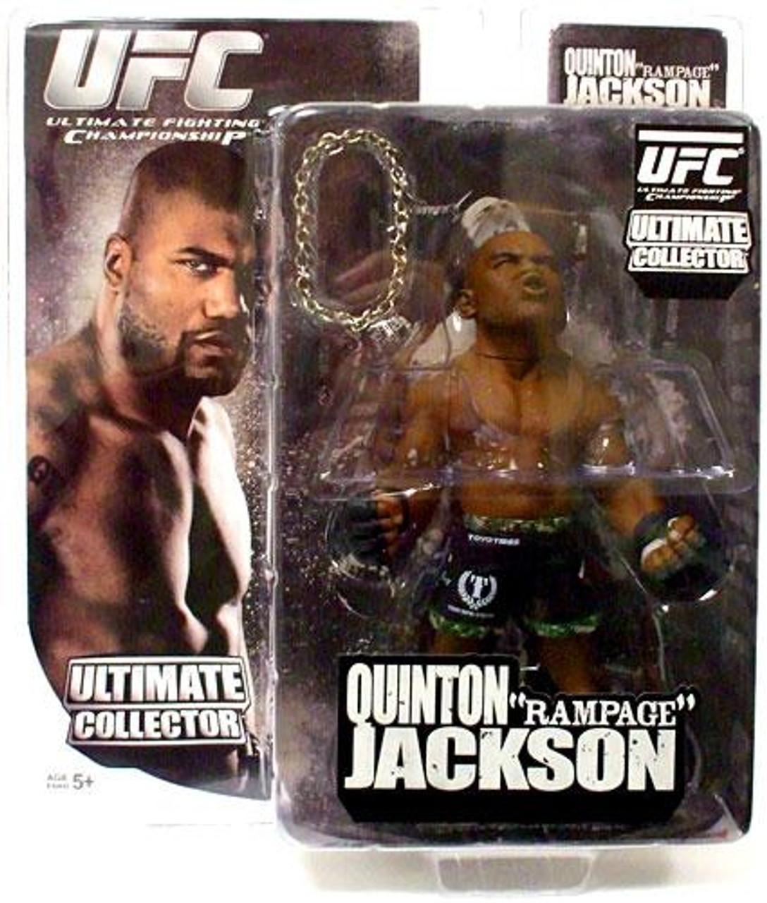 UFC Ultimate Collector Series 4 Quinton Jackson Action Figure