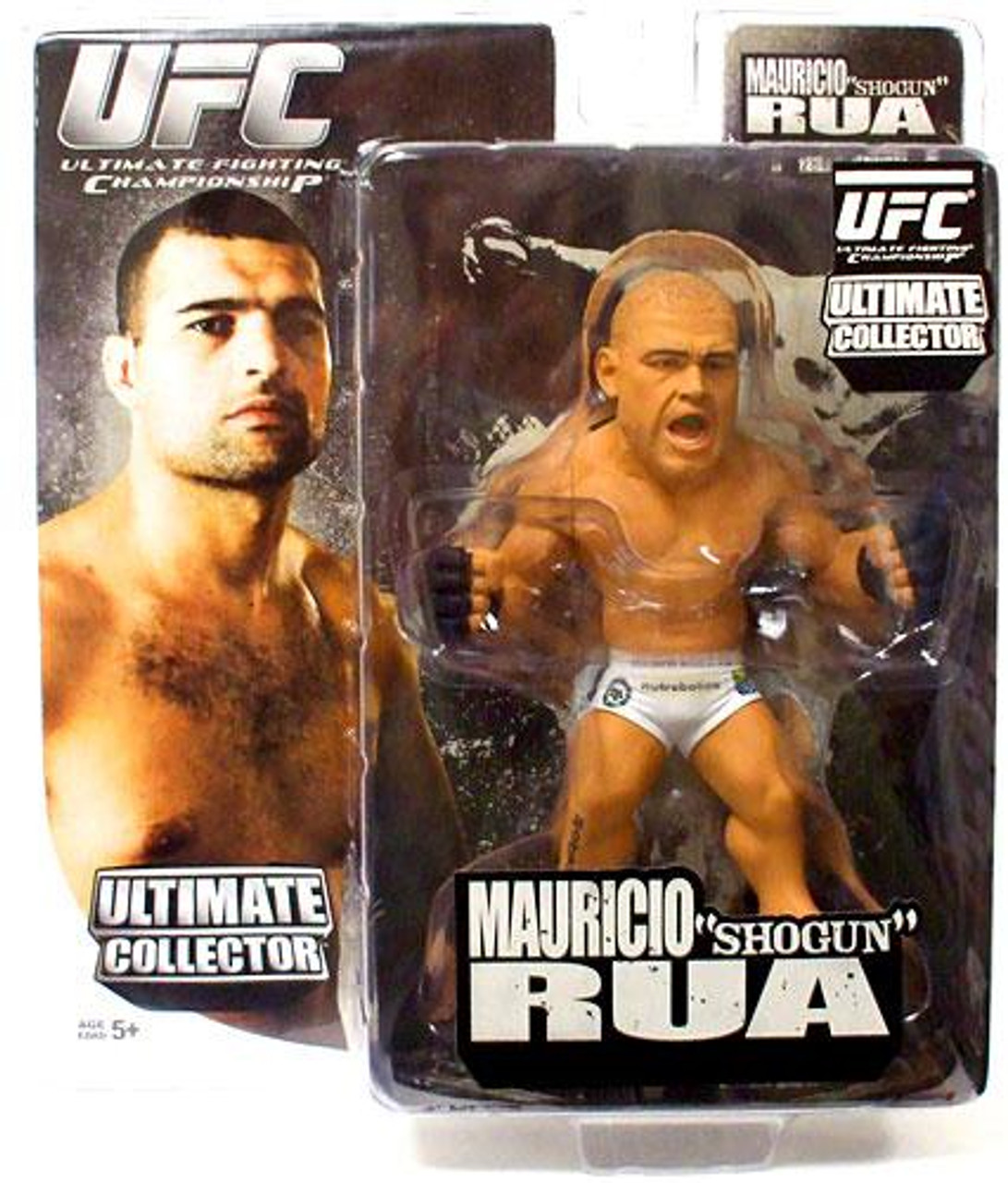 UFC Ultimate Collector Series 4 Mauricio Rua Action Figure