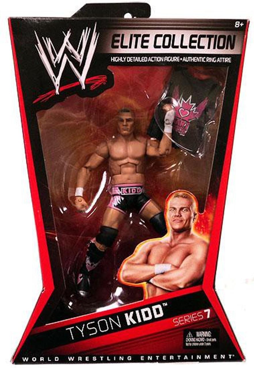 WWE Wrestling Elite Series 7 Tyson Kidd Action Figure