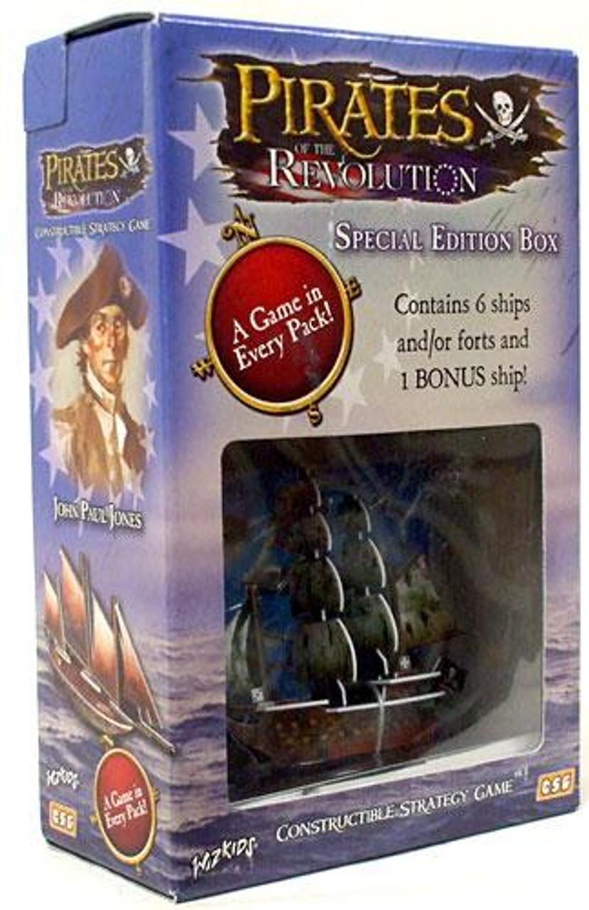 Pirates Pidates of the Revolution Hangman's Noose Special Edition Box