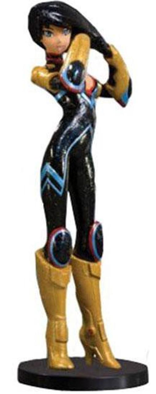 DC Ame-Comi Heroine Mini Figures Series 2 Donna Troy PVC Mini Figure
