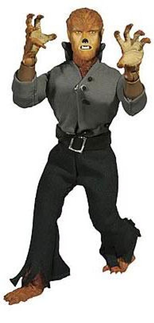 Universal Monsters Retro Series 1 Wolfman Figure [Cloth]