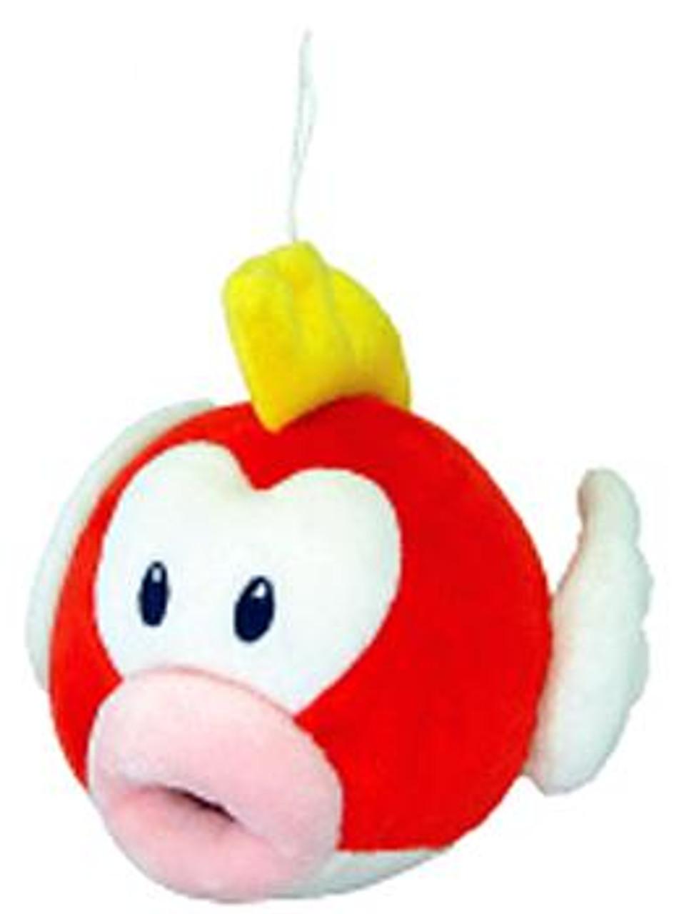 Super Mario Bros Cheep Cheep 6-Inch Plush