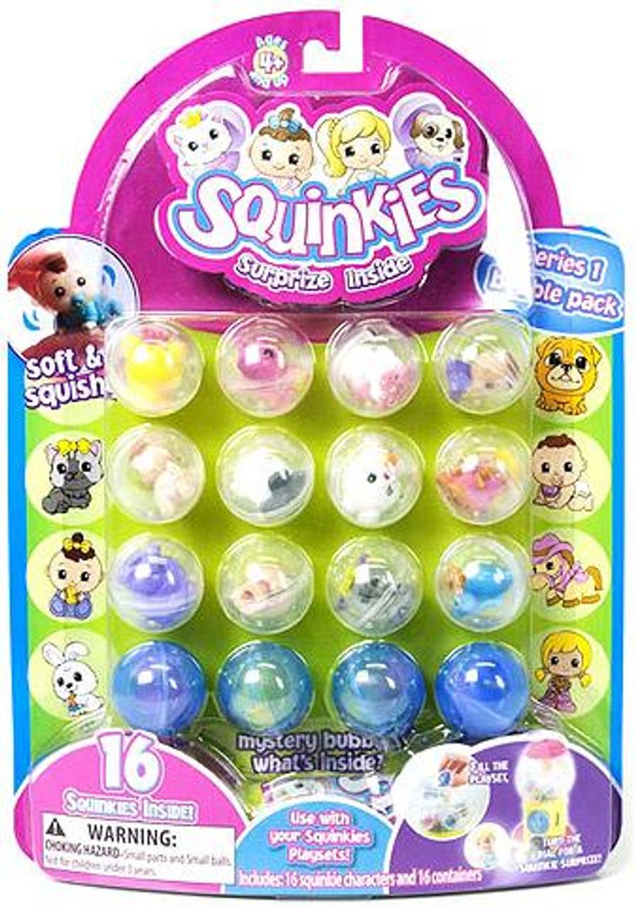 Squinkies Series 1 Figure Pack
