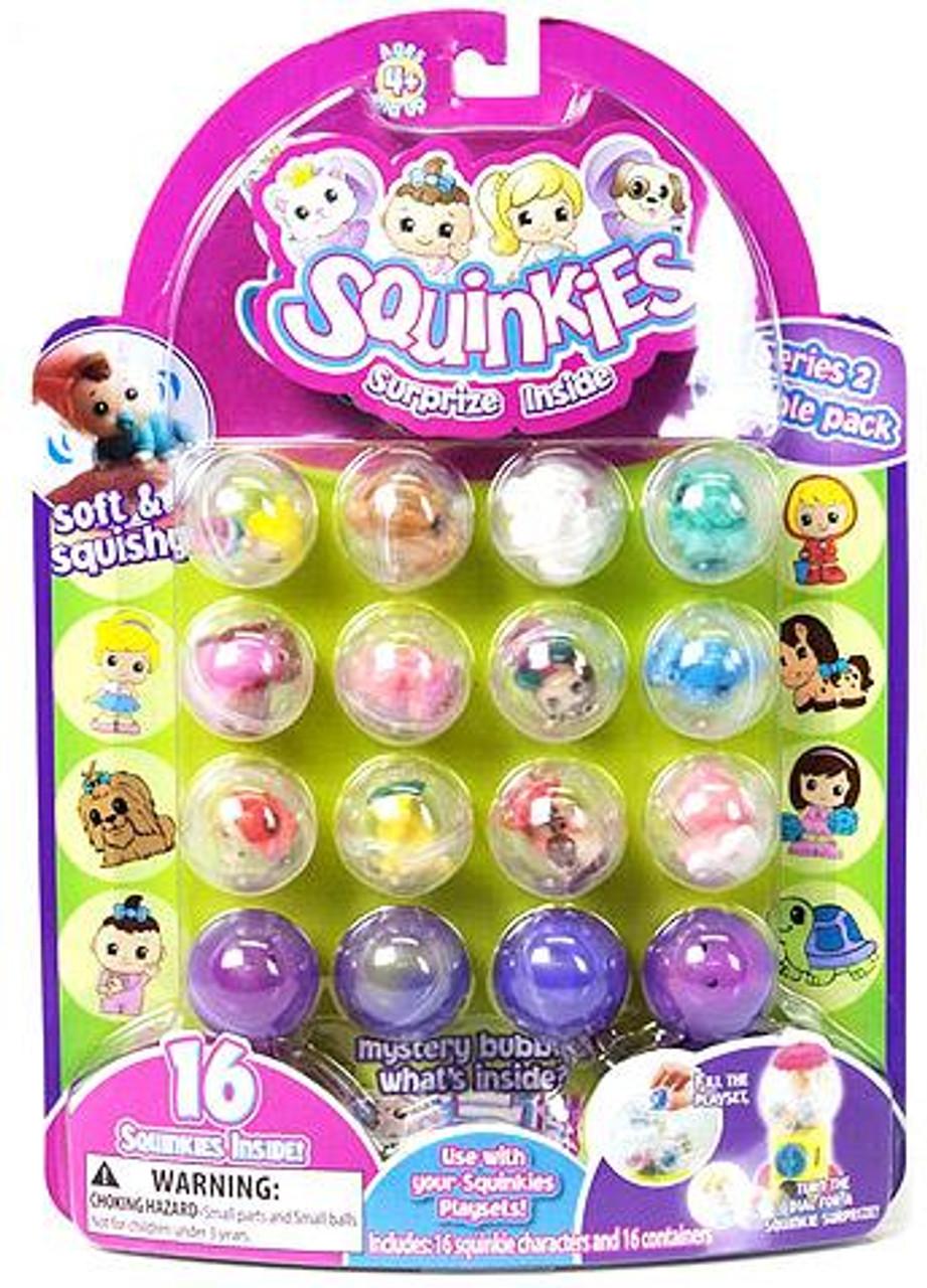 Squinkies Series 2 Figure Pack