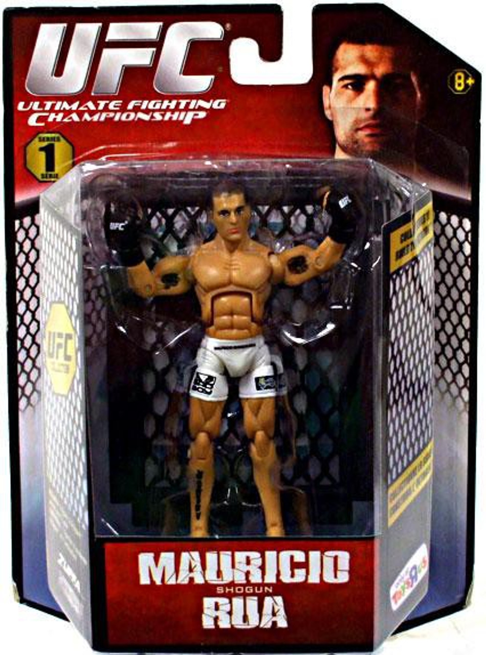 UFC Bring It On Build the Octagon Series 1 Mauricio Rua Exclusive Action Figure