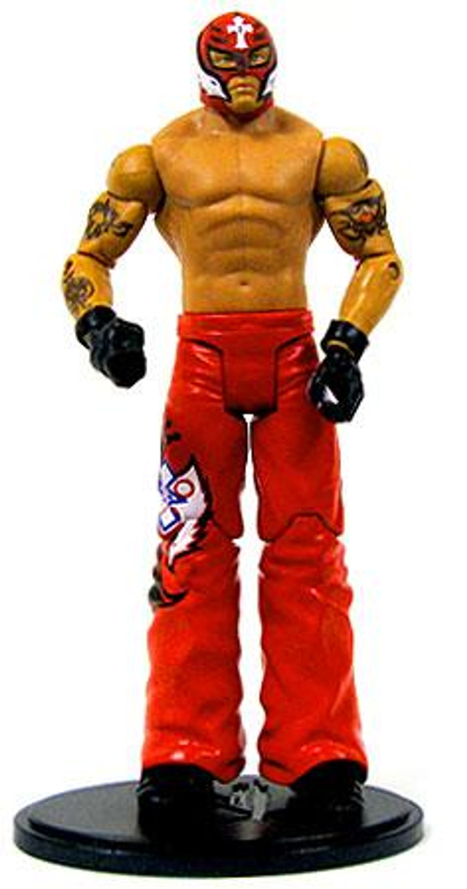 WWE Wrestling Rey Mysterio Collection Rey Mysterio Action Figure [WWE Debut Loose]