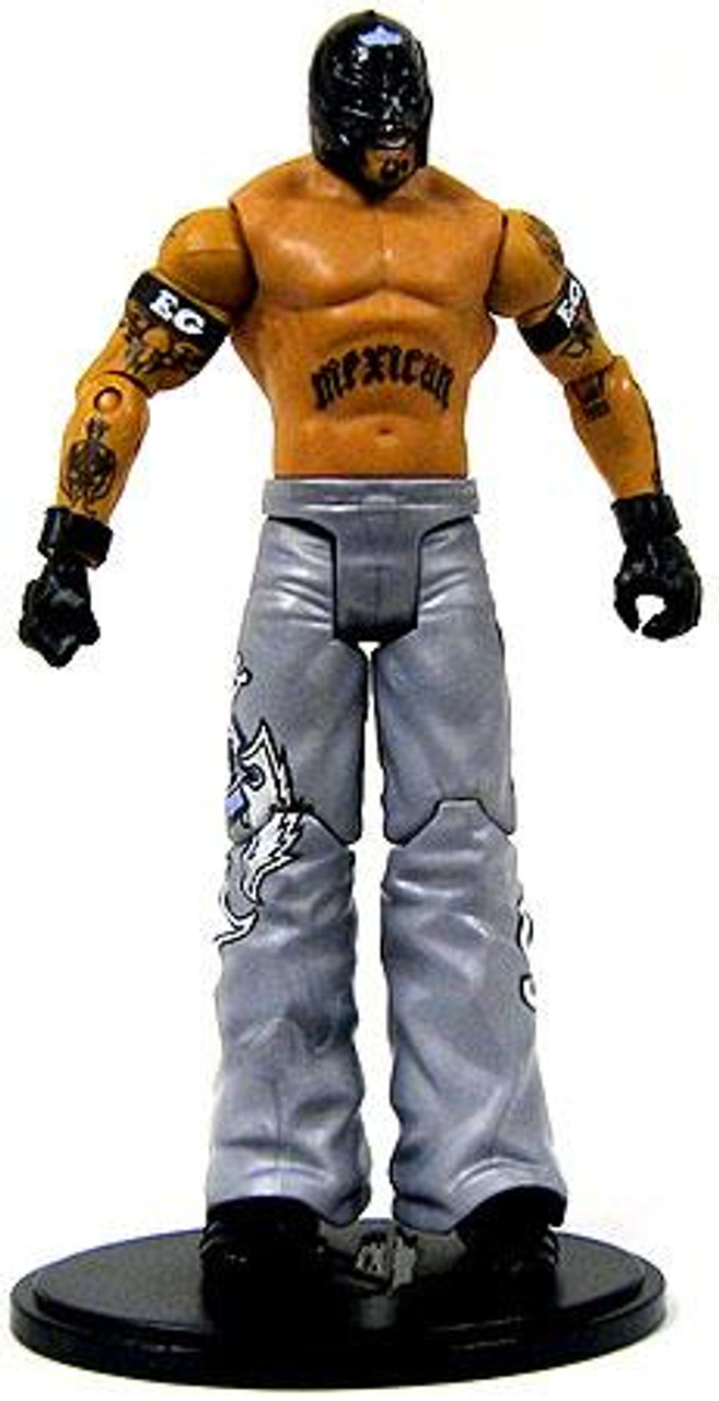 WWE Wrestling Rey Mysterio Collection Rey Mysterio Action Figure [WWE Tag Team Champion December 2005 Loose]